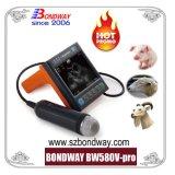 Ultra-sonografia para animais de exploração, animais de companhia, scanner de ultra-sonografia Veterinária, Reprodução da máquina de ultra-sons,