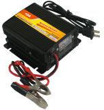 Carregador de bateria 24V 10A para bateria de armazenamento recarregável (QW-B10A24)