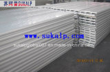 Pre-Insulated Polyurethane Sandwich Panels (PUF) für Roof und Wall