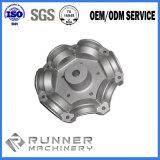Cartabón del OEM/cilíndrico espiral/piñón/planetario/helicoidal/gusano/caja de engranajes de la transmisión