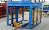 Блок цемента самого лучшего цены Qt10-15D автоматический полый делая машину, бетонную плиту делая машину