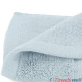 Aquamarine Luxury 100% Bamboo Washcloth