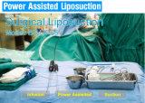 Il potere di plastica dello strumento chirurgico ha aiutato la macchina grassa di rimozione di Liposuction