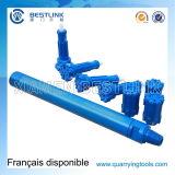 Alti martelli di pressione d'aria di DHD340 DHD350 DHD360 DHD380 DTH