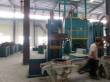 Production en trait plein de bâtis en métal avec la configuration de mousse d'ENV