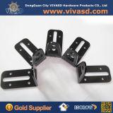 ステンレス鋼の部品を曲げるカスタム金属の打つサービス