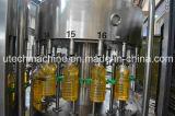 走行状態の自動料理油の充填機