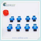 Sc/Upc het Wijfje van het Type van Adapter aan de Vrouwelijke Optische Demper van de Vezel