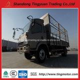 Veicolo leggero di HOWO/mini camion con il carico del palo
