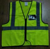 Het populaire/Goedkope Vest van de Veiligheid met Certificatie