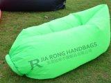 Personnaliser le logo de la conception d'impression Inflatable reste dormir lit ou lit pour enfants gonflable
