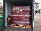 Transformateur de distribution du radiateur à ailettes
