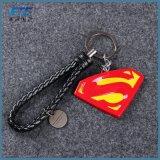 2017 Пользовательские Рекламные Сувениры металлические цепочки ключей хорошие цены