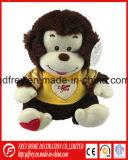 柔らかいラベンダー柔らかい熱くする猿のおもちゃのギフト