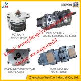 Komatsu 로더 Wa500-1/3 Hyd 기어 펌프 705-52-31130