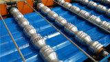 Roulis utilisé de tuile glacé par toit en métal formant le roulis de tuile de /Glazed de machines de machine/matériau de construction formant la machine