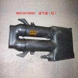 Kabine-Luft Inlet-Wg9725190002 für HOWO, Donfeng, FAW LKW