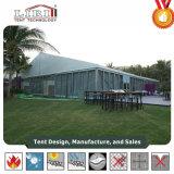 Im Freien 50X70m grosse verwendete Konzertsaal-Aluminiumzelle für Ausstellung-Konzert
