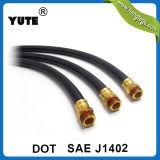 SAE J1402 tuyaux d'air de POINT de 3/8 pouce pour le circuit de freinage