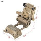 Taktischer Sturzhelm-Stützmetallsturzhelm-Adapter Cl24-0049