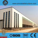 세륨 BV ISO에 의하여 증명서를 주는 강철 건축 공장 플랜트 (TRD-047)
