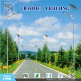 11m Arm Galvanized Round und Conical Street Lighting Pole (BDP-10)