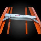 een model Vouwende Fabrikant van de Ladder van de Stap van het Huishouden FRP 7