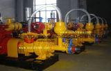 O sistema automático de esgoto de ferragem da bomba centrífuga ISO9001