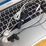 Estéreo High-End quente casos Telefone Fone de ouvido intra-auriculares com microfone