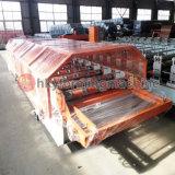 enrolladora frío haciendo de pared y techo de metal (HKY)