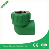 Китай профессионального поставщика высококачественных пластмассовых PPR трубы и фитинг