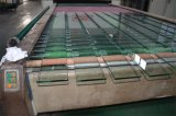 Ausgeglichenes Gebäude-Glas treffen auf Leitschienesun-Raum-Fenster zu