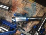 Valvola a sfera di galleggiamento dell'acciaio inossidabile di A890 4A