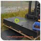 工場価格のUHMWPEのアウトリガーパッドクレーンパッドのジャックのパッドの足のサポートのパッド