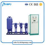Vertikale MehrstufenHochdruckförderpumpe mit Druckbehälter