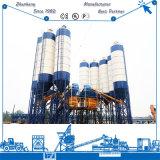 De populaire het Mengen zich het Mengen zich Hzs90 van de Machine 90m3/H Concrete Installatie van de Partij