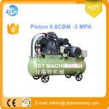 Compresor de aire medio de presión para soplar de la botella del animal doméstico