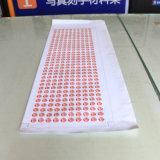 紫外線抵抗力がある水証拠取り外し可能なPVCステッカーの印刷