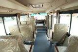 Minibus fuori strada commerciale chiaro dell'abbonato dei veicoli utilitari