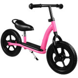"12 "" Classic Kids No Pedal Balances Bike Walking Bicycle for Age 2-5"