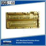 CNC Machinaal bewerkte Steun van het Messing van de Precisie met de Fabriek van China