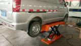 Cer 3.5 Tonnen hydraulische doppelte Zylinder-Mittler-Hebt Scissor Selbstfahrzeug-Auto-Aufzug für Repaire an