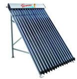 Collettore solare di vetro pressurizzato del condotto termico della valvola elettronica del metallo