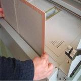 De Harde Dekking die van Innovo Machine maken (zx-950C)