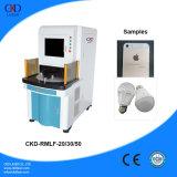 Machine van de Gravure van de Laser van de Macht van de facultativiteit de Roterende Multi-Station van Fabrikant