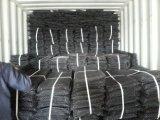 Сетка устрицы сетки диаманта кладет мешок в мешки HDPE
