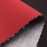 Tela material do couro do forro da sapata do plutônio do revestimento protetor do Tc da tela do Tc Lycra