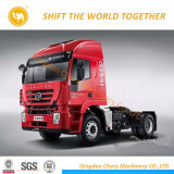 Iveco Hongyan 6X4 430CV tractor camión Cabeza con cabina S100