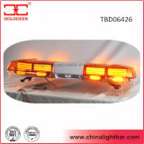 100W 스피커를 가진 1200mm 호박색 LED 스트로브 Lightbar (TBD06426)