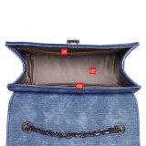Yc-H080 Chaîne Petit Sac 2018 nouvelle conception de style branché de loisirs Crossbody Denim Mini sac pour le mode femmes